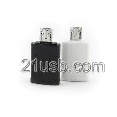 MHL视频线,MHL cable,MICRO USB 11PIN 公 TO MICRO USB 5P 母 转接头
